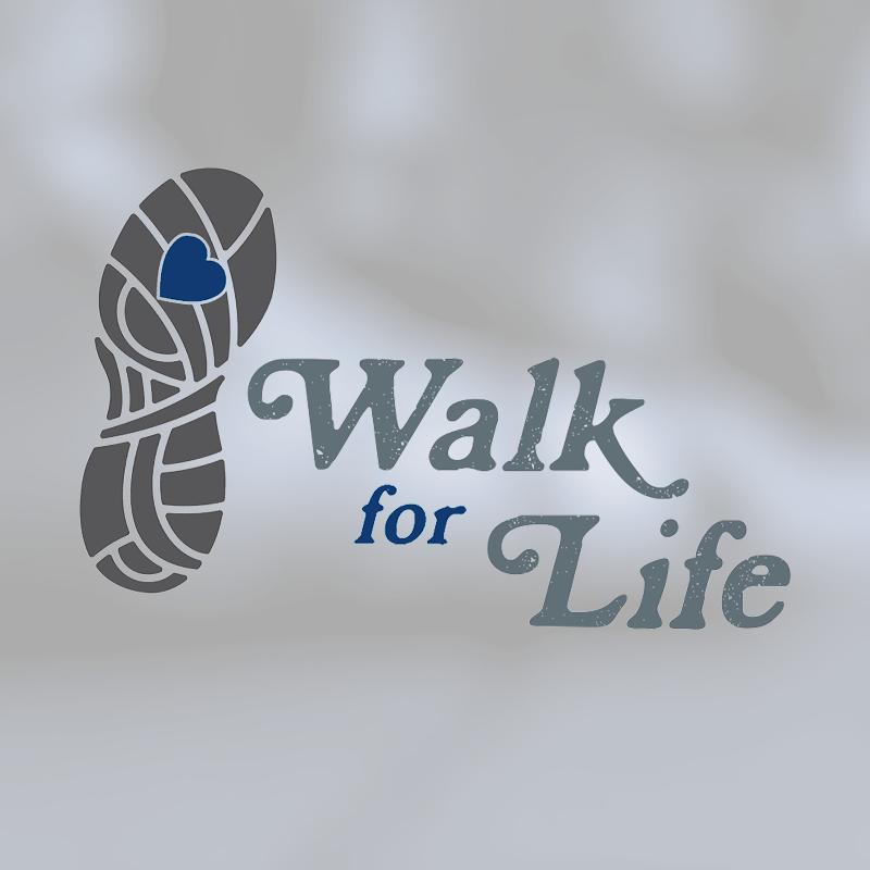 Walk for Life Logo